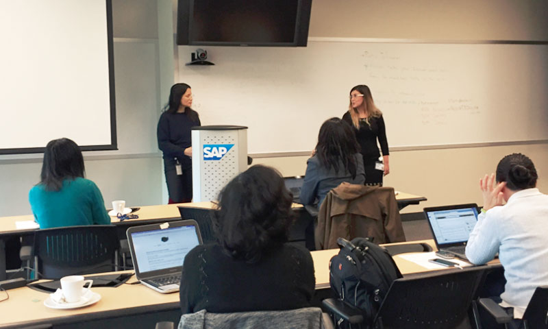 Well-Received SAP HANA Vora Hands-On Training |